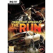 Computer PC Spiel Need for Speed - The Run - Autorennen Neu