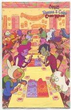 Adventure Time Fiona and Cake Card Wars Shop Called Quest Variant
