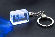 Pekinese, Hund Kristall Schlüsselbund, Schlüsselbund, Crystal Animals DE