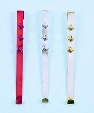 Premier 38cm Jingle Bell Metal Wreath Hanger - Gold