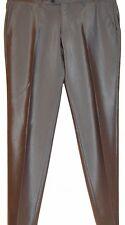 Dress  Gray Shiny Pants Size US 40 EU 56 NEW