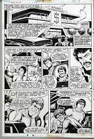 BLACK GOLIATH # 3 PAGE 7 GEORGE TUSKA VINCE COLLETTA 1976