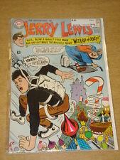 ADVENTURES OF JERRY LEWIS #89 FN+ (6.5) DC COMICS JULY 1965 **