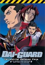 Dai-Guard - Vol. 2: To Serve & Defend (2002, DVD)