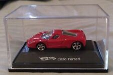 Hot Wheels Enzo Ferrari  1:87 Scale Red