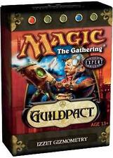 Izzet Gizmometry Guildpact Theme Deck - ENGLISH Sealed New - MTG MAGIC ABUGames