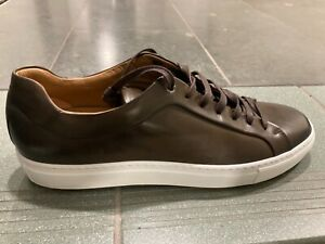Hugo Boss Sneaker Mirage tenn chocolate brown Größe 45 komplett neu im Karton