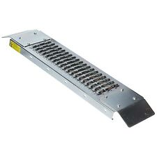 Am-Tech 0.8m Heavy Duty Double Ended Steel Loading Ramp 500lbs BRAND NEW