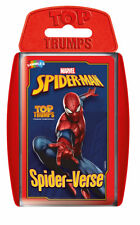 Top Trumps Spider-Man Spider-Verse Spiderman Kartenspiel Quartett Spiel Deutsch