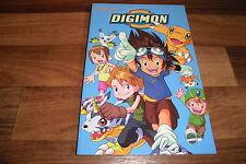DIGIMON Sonderband # 1 in 1. Aufl. 2001 - enthält Digital Monsters 1+2+3+4+5+6+7