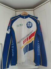 VINTAGE Italian Cycle Jersey - SIZE -  6