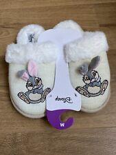 PRIMARK Disney Bambi Thumper Women's Bed Slippers UK MEDIUM Size 5-6 BNWT
