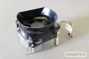 Dell DW014 0DW014 Heatsink & Fan CPU Cooler FKG1H Optiplex 790 DT