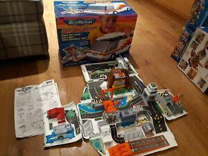 Micro Machines Super Van City Boxed