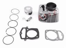 Cylinder Kit For Honda ATC 200 XL200 223CM3 250cc Piston 65.5mm Bore Rings Pin