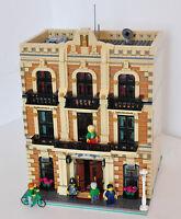 Modular Casino Bauanleitung für LEGO (passt zu 10197 10211 10224 10218 10182)