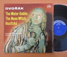 Sua 10455 Dvorak el agua Duende mediodía Bruja husitska suparaphon Mono casi nuevo/Excelente
