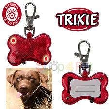 TRIXIE DOG osso a forma di sicurezza FLASHER o continuo vita più sicura per cani-essere visto