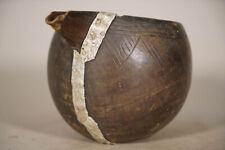 Old African Vessel with Spout 6"