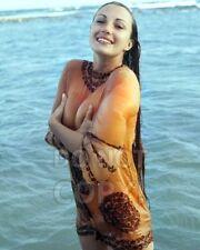 8x10 photo Jane Seymour, pretty sexy celebrity movie star in a 1977 movie