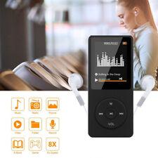 New listing 1.8in Mp3 Mp4 Player Bluetooth Media Fm Radio Recorder Hifi Sport Music Speakers