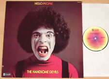 HELLO PEOPLE - Handsome Devils  (ABC, US 1974 / ART-ROCK / LP NEAR MINT)