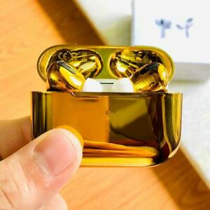 AIR AIRPOD PRO GOLD SUPPORT MOBILES, iPHONE, iPOD touch