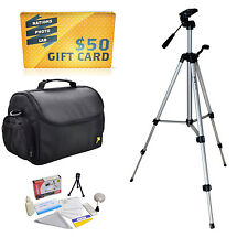 Tripod & Case Kit for Sony Alpha DSLR A380 a330 A230 A900 A350 A300 A200 A700