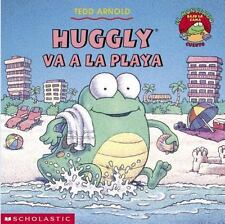 Huggly #9: Huggly's Trip To The Beach (huggly Va A La Playa)