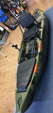 Kajak Fisherman Angelkajak Kanu Angelboot Fishing Sit on Top Angeln