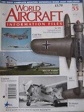 World Aircraft Information Files Issue 55 Ford Tri-Motor cutaway & poster