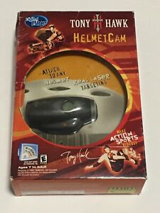 New Digital Blue Tony Hawk HelmetCam SD Card Camcorder Sealed