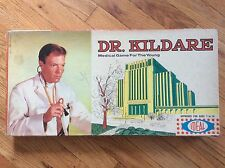 "VINTAGE 1962 IDEAL GAME ""DR. KILDARE"" MEDICAL GAME FOR THE YOUNG"