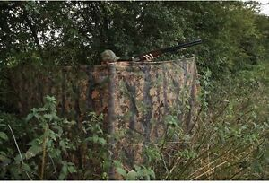 HUGE JACK PYKE 8 M CLEARVIEW HIDE NET Tree Camo game hunting camouflage netting