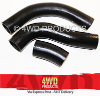 Radiator Hose SET for Toyota LandCruiser FJ62 4.0 3F (85-90)