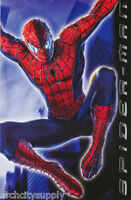 POSTER : CARTOON :  SPIDER-MAN - LEAPING    -   FREE SHIPPING ! #3526 RW2 i