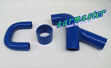 SUBARU Silicone Y-pipe WRX GC8 Top Mount Intercooler Blue