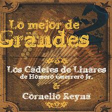 NEW - Mejor De Dos Grandes by Cadetes De Linares; Reyna, Cornelio