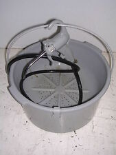 NEW HAND PUMP & OILER BUCKET for ROTHENBERGER COLLINS PONY PIPE THREADER