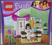 LEGO Friends 41002 Emmas Karatekurs Emma Schrank Schwert Bonsai  NEU NEW