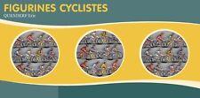 FIGURINE CYCLISTE - CYCLIST FIGURE - TDF 2007 - COF - TOUR COMPLET 21 EQUIPES