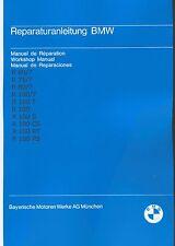 Istruzioni Riparazione/istruzioni BMW R 100 80 75 60/7; r100 r80 r75 r60