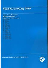 Réfection Instructions/Manuel BMW r 100 80 75 60/7; r100 r80 r75 r60