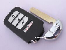 OEM HONDA CR-V smart keyless entry remote fob transmitter DRIVER 2 + BLANK KEY