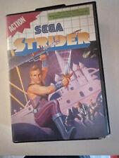 Strider SEGA Master System
