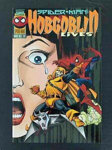 SPIDER-MAN HOBGOBLIN  LIVES #3  MARVEL COMICS 1997 NM-