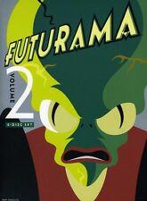 Futurama, Vol. 2 [4 Discs] (2012, REGION 1 DVD New)