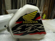 1998 HONDA XR650L FUEL TANK WITH KEY & MISC PARTS