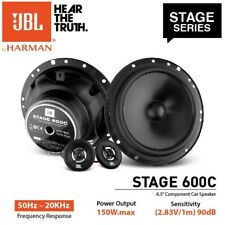 """NEW JBL STAGE 600C 150 Watts 6.5"""" 2-Way Car Component Speaker System 6-1/2"""""""