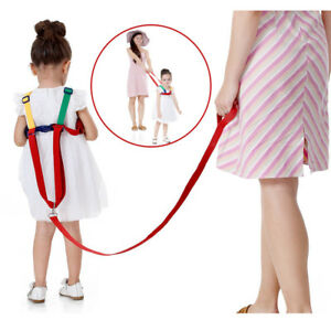 Baby Walking Assistant Toddler Safety Harness Kids Anti-lost Strap Traction Rope